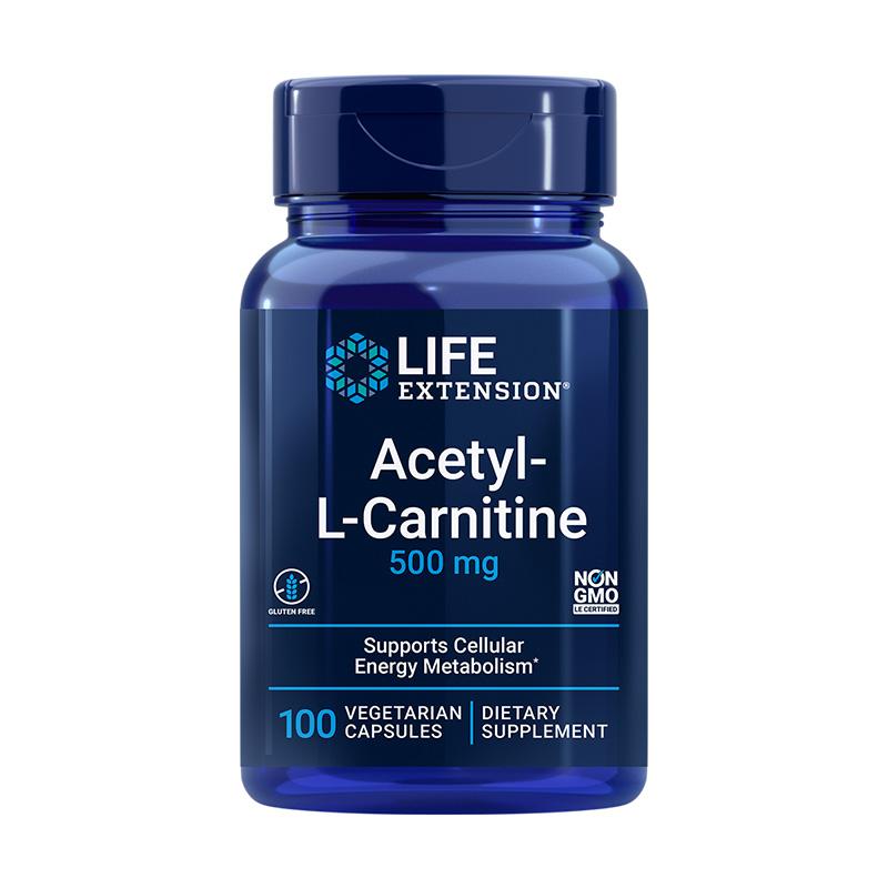 Acetyl-L-Carnitine Arginate - 90caps