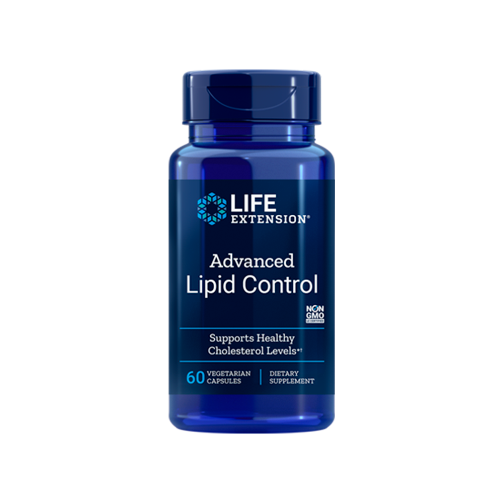 Advanced Lipid Control - 60 caps