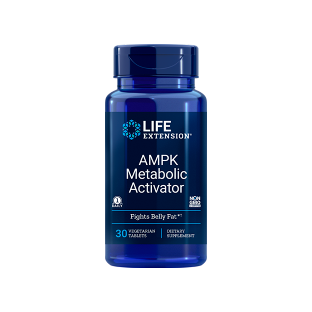 AMPK Metabolic Activator - 30caps