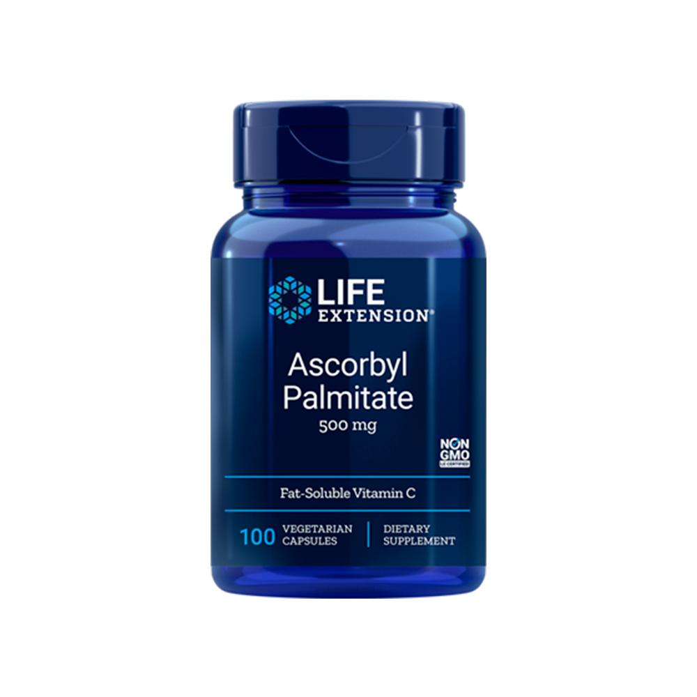 Palmitato de Ascorbil 500 mg - 100 caps