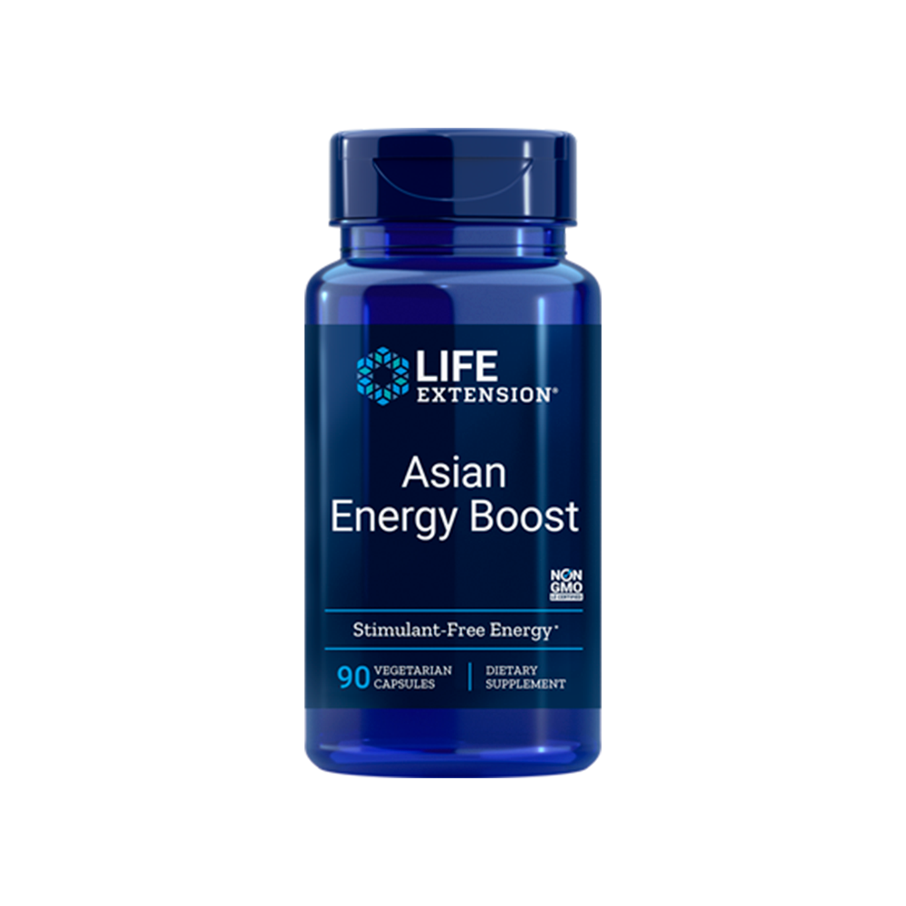 Asian Energy Boost 90caps
