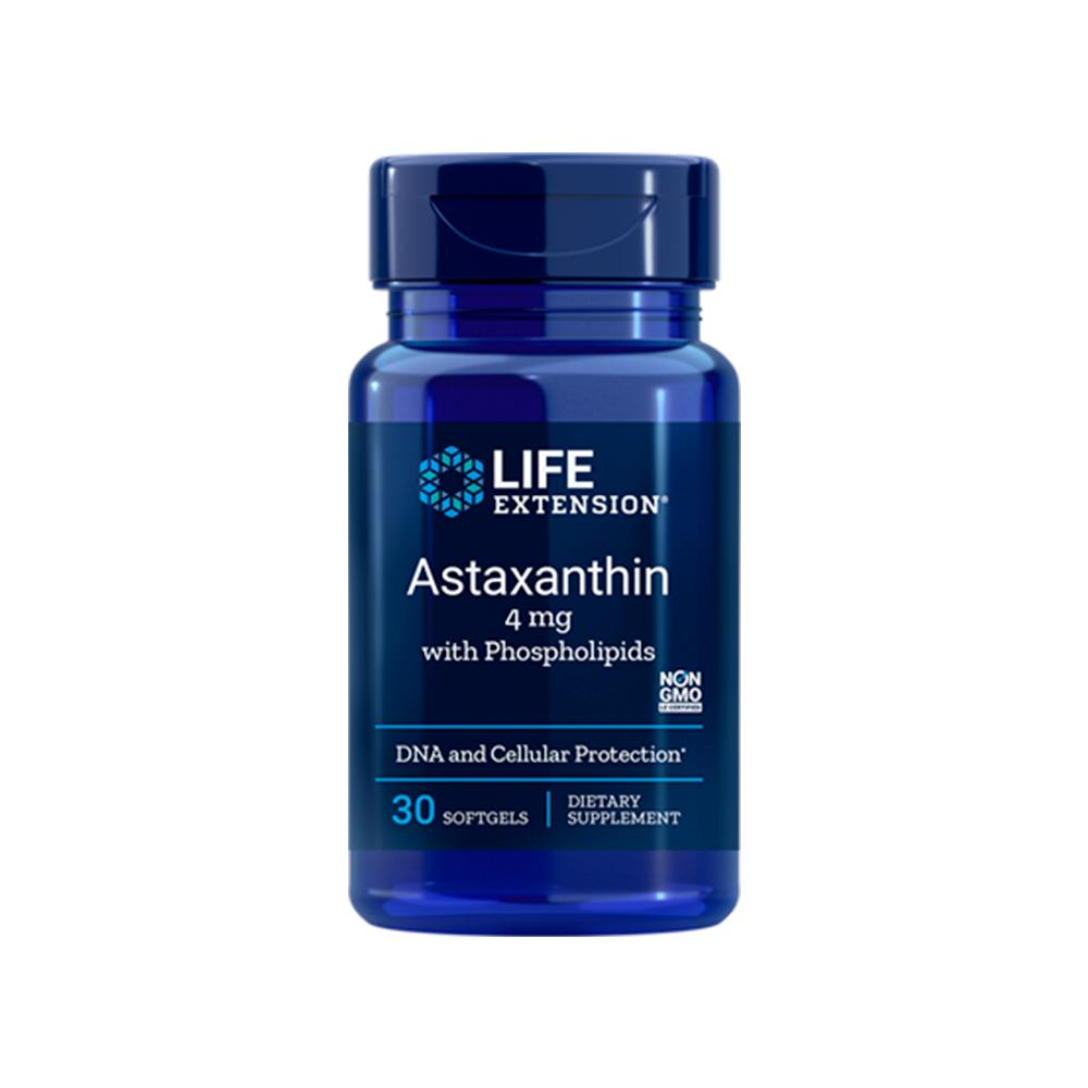 Astaxanthin with Phospholipids - 30caps