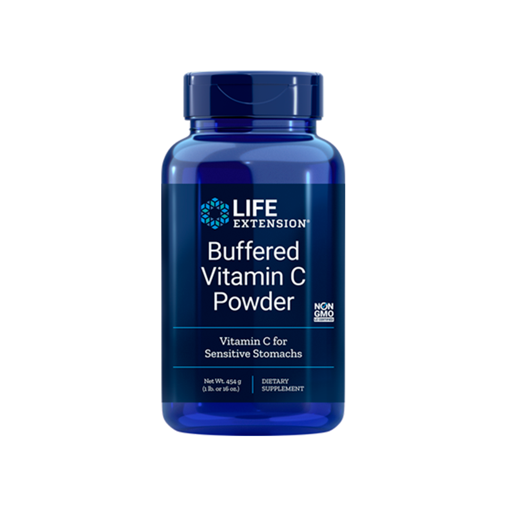 Buffered Vitamin C Powder 454g