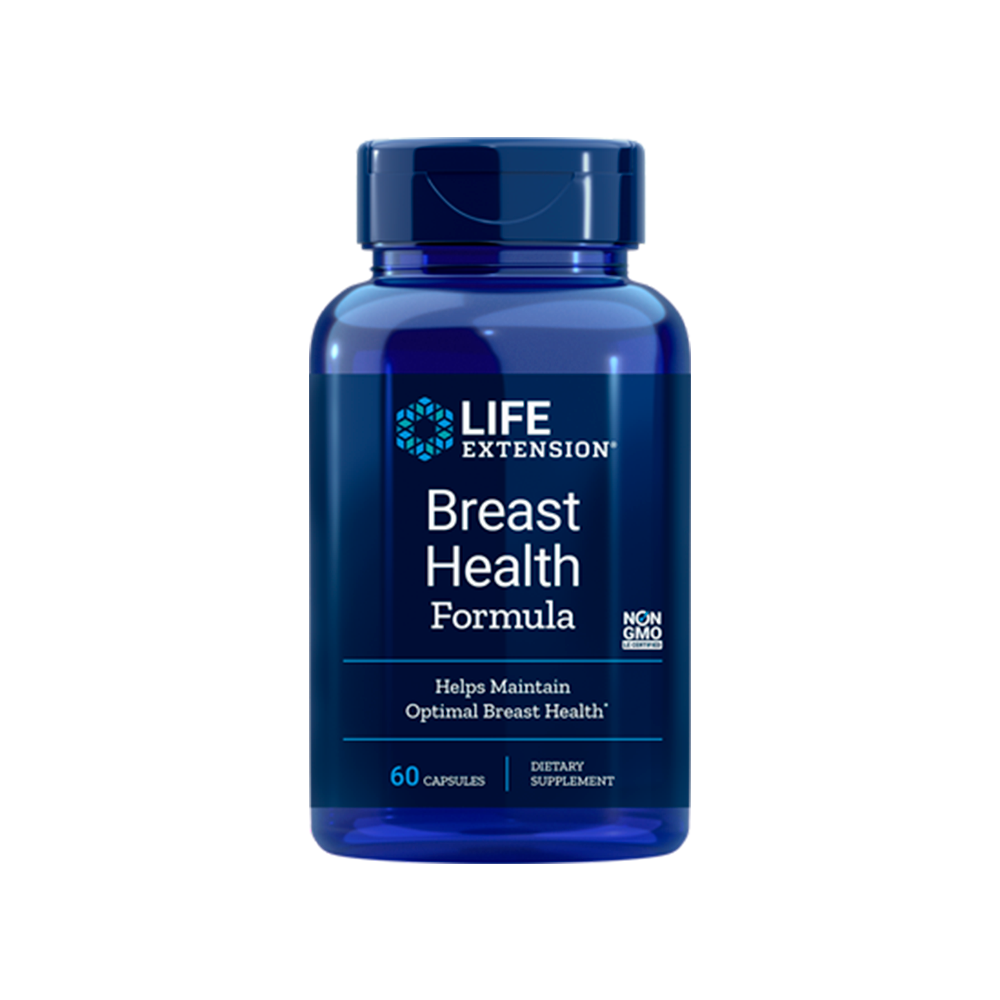Breast Health Formula - 60caps