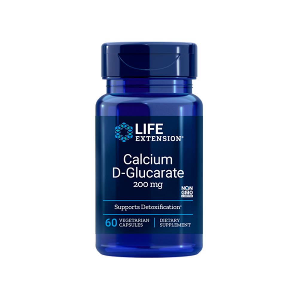 Calcium D-Glucarate - 60 Cápsulas