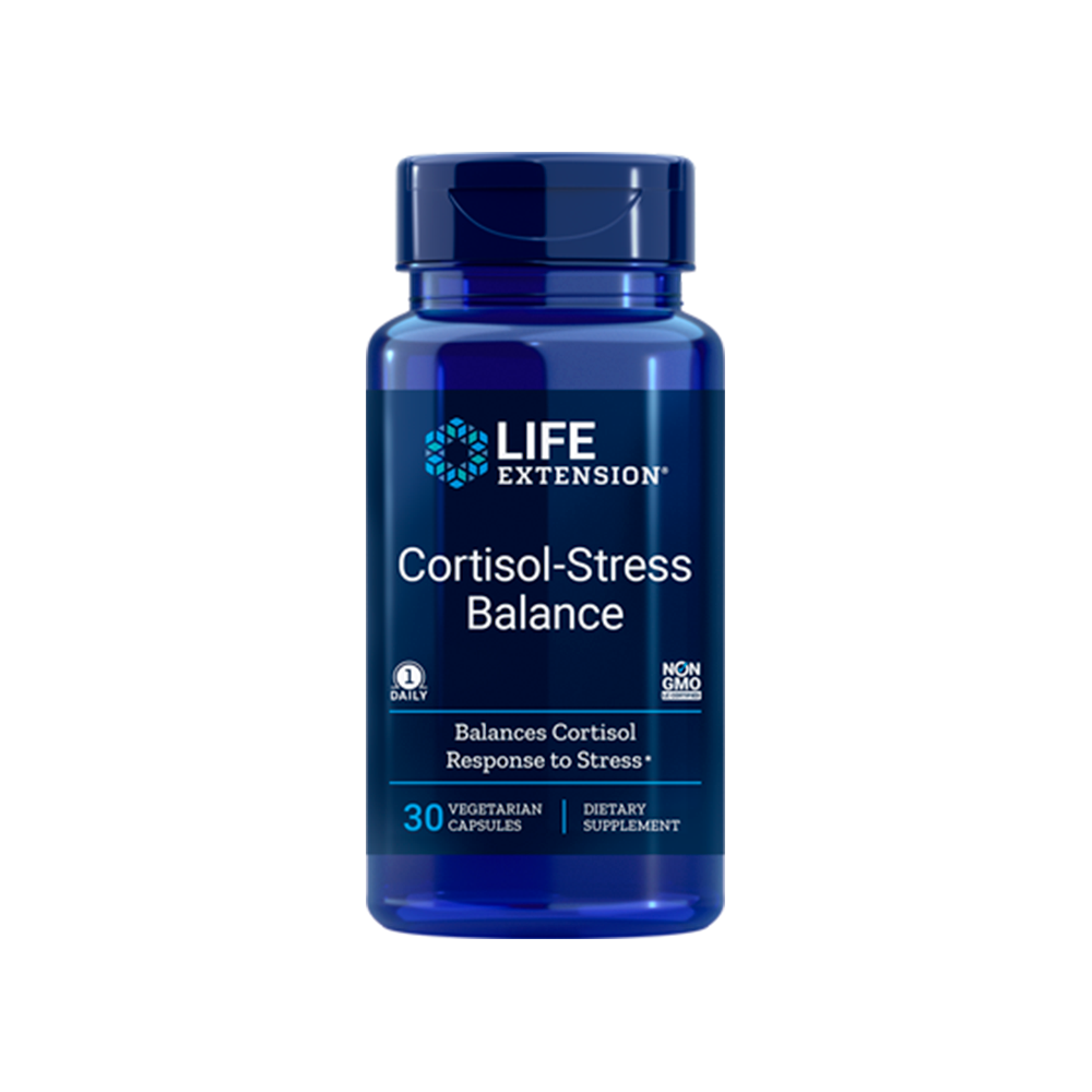 Cortisol-Stress Balance