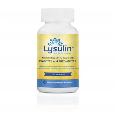 Lysulin - 180 caps