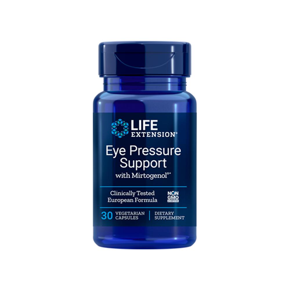 Eye Pressure Support with Mirtogenol®