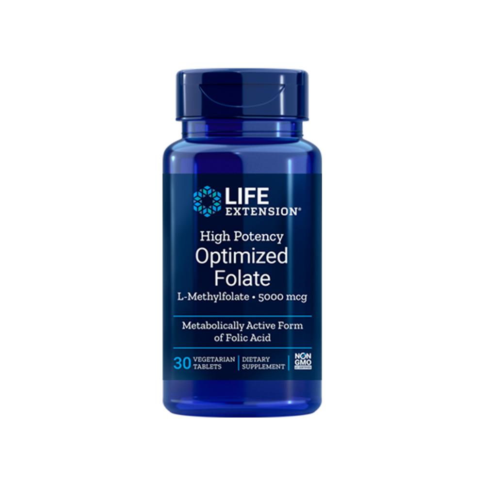 High Potency Optimized Folate