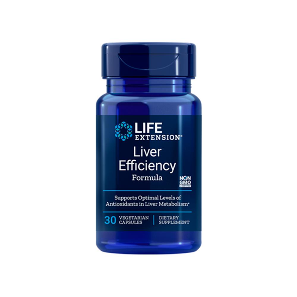 Liver Efficiency Formula