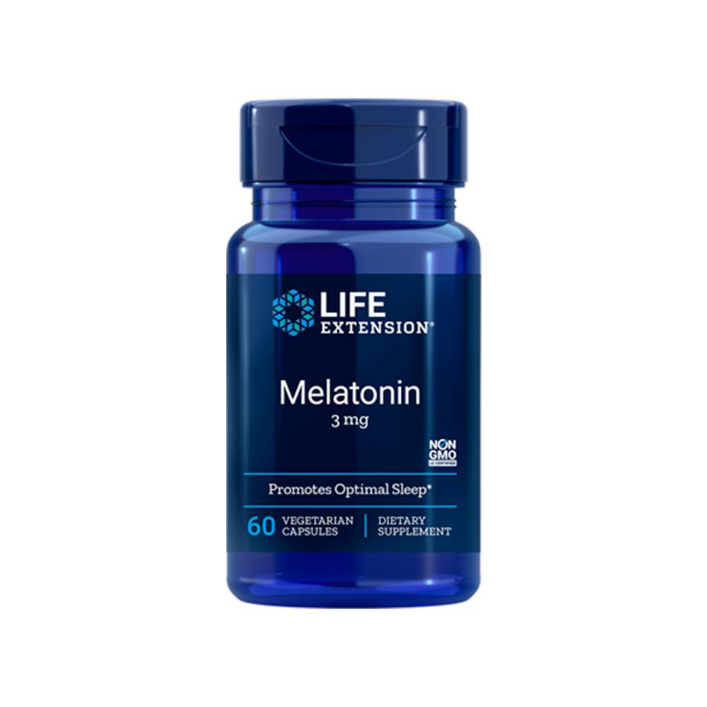 Melatonin 3 mg Caps