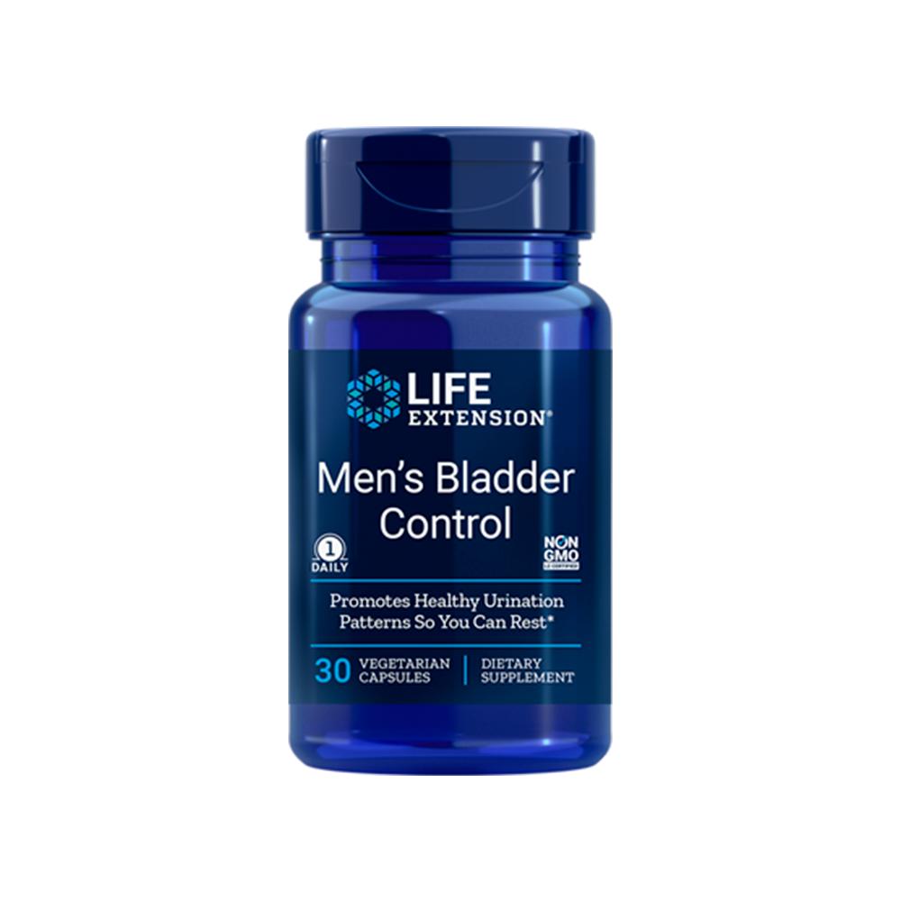 Men's Bladder Control