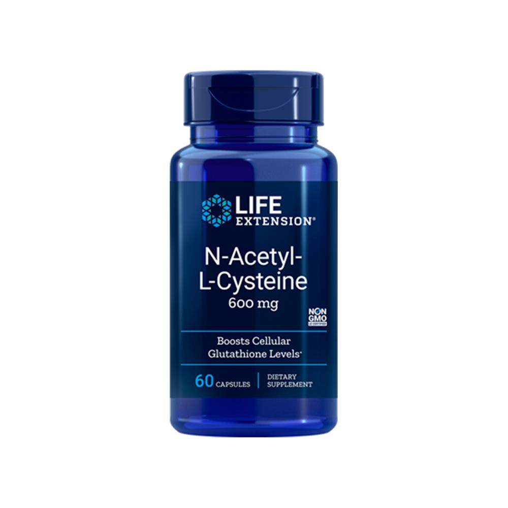 N-Acetyl-L-Cysteine  600 mg