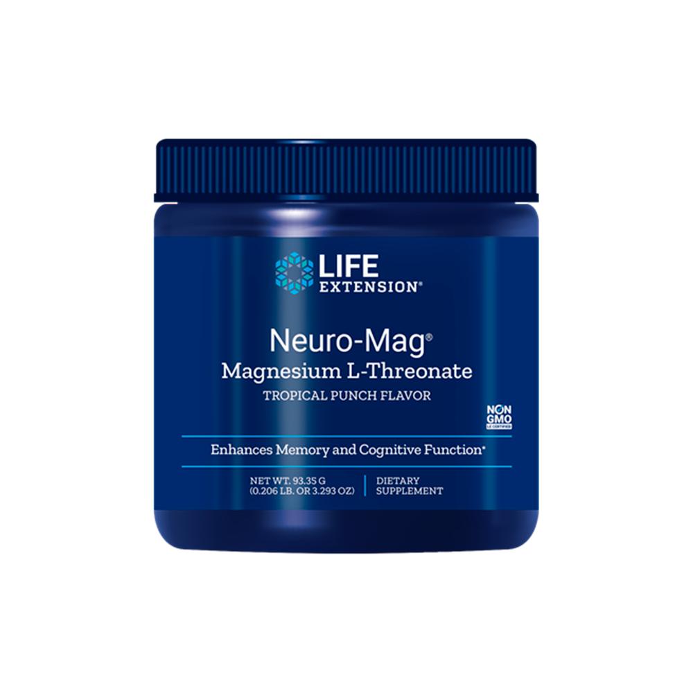 Neuro-Mag® Magnesium L-Threonate (Tropical Punch)
