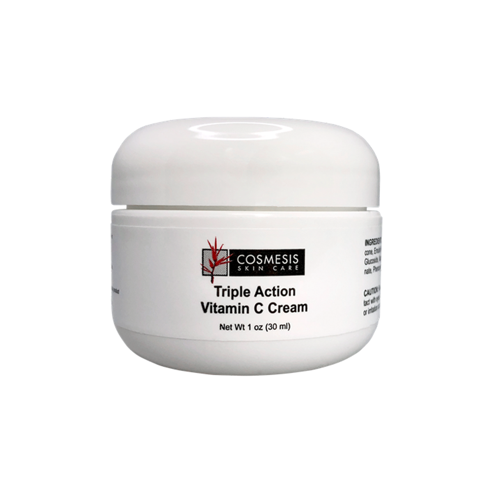 Triple Action Vitamin C Cream