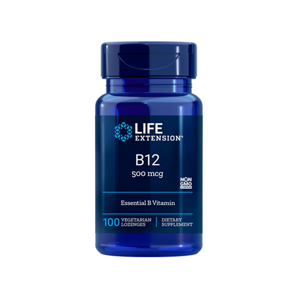 Vitamin B12 - 500 mcg