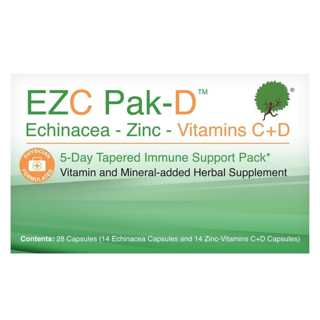 EZC PAK-D (EZC PAK + VITAMIN D)