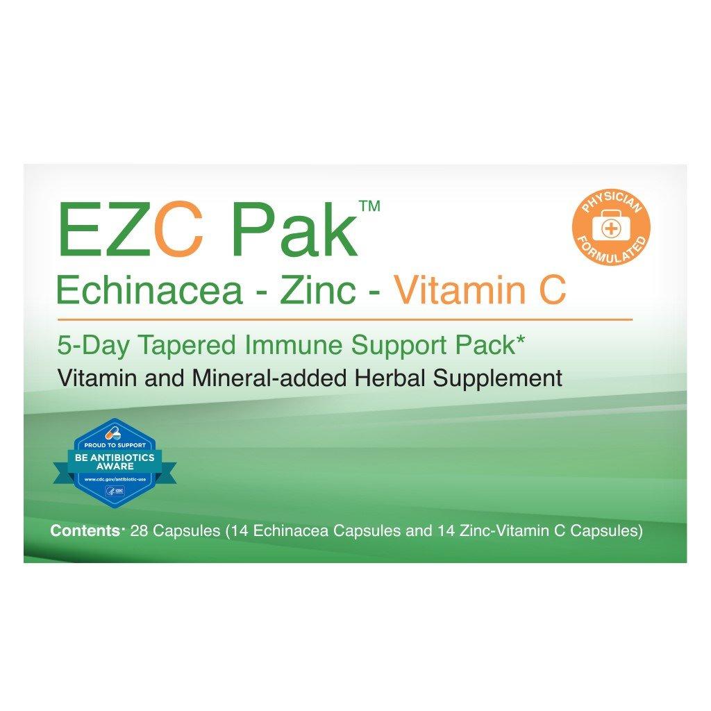 EZC PAK 5-DAY IMMUNE SUPPORT PACK