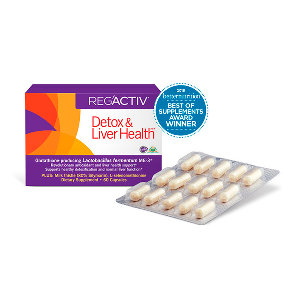 RegActiv - Detox & Liver Health by Essential Formulas