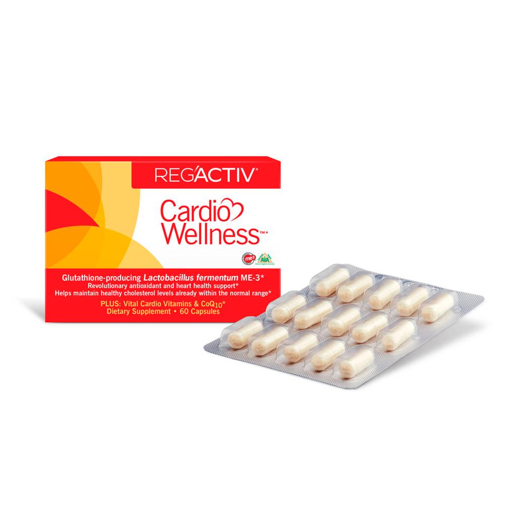 RegActiv - Cardio Wellness by Essential Formulas