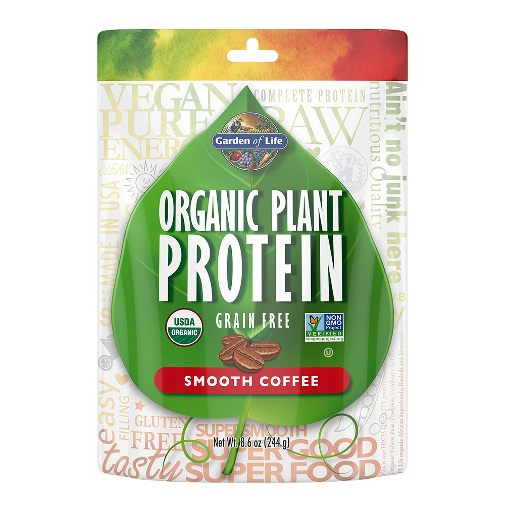 Organic Plant Protein Smooth