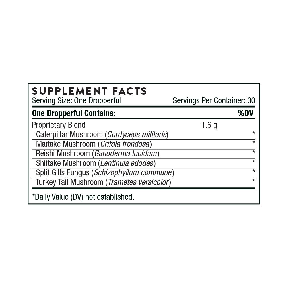 Tabela Nutricional Myco-Immune